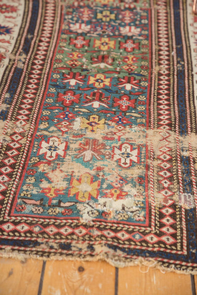 Antique Caucasian Rug / Item 4965 image 8