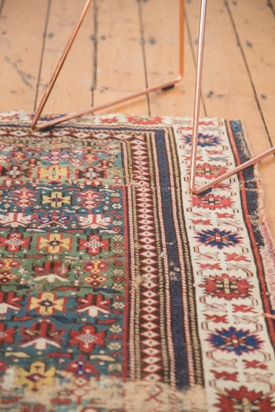 Antique Caucasian Rug / Item 4965 image 9