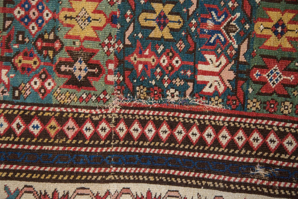 Antique Caucasian Rug / Item 4965 image 14