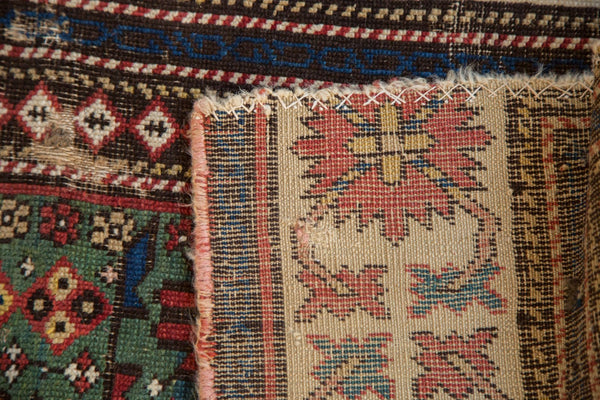 Antique Caucasian Rug / Item 4965 image 15