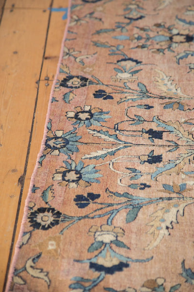 Antique Kerman Fragment Rug Runner