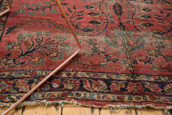 Antique Lilihan Square Rug