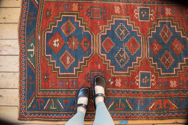 Antique Caucasian Rug / Item 4997 image 2
