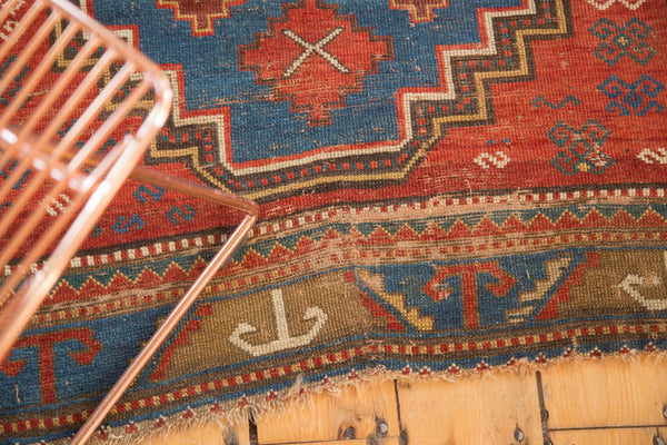 Antique Caucasian Rug / Item 4997 image 4