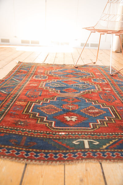 Antique Caucasian Rug / Item 4997 image 6