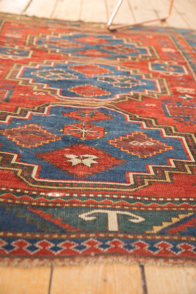 Antique Caucasian Rug / Item 4997 image 7