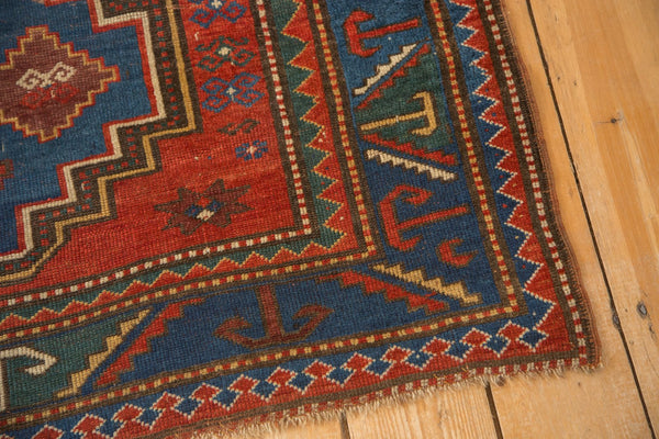 Antique Caucasian Rug / Item 4997 image 8