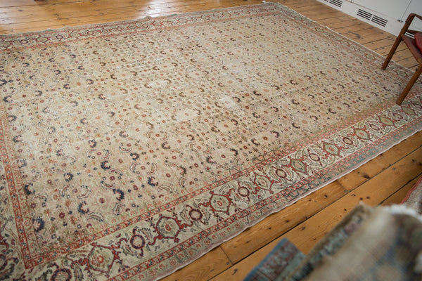 Vintage Distressed Kaisary Carpet
