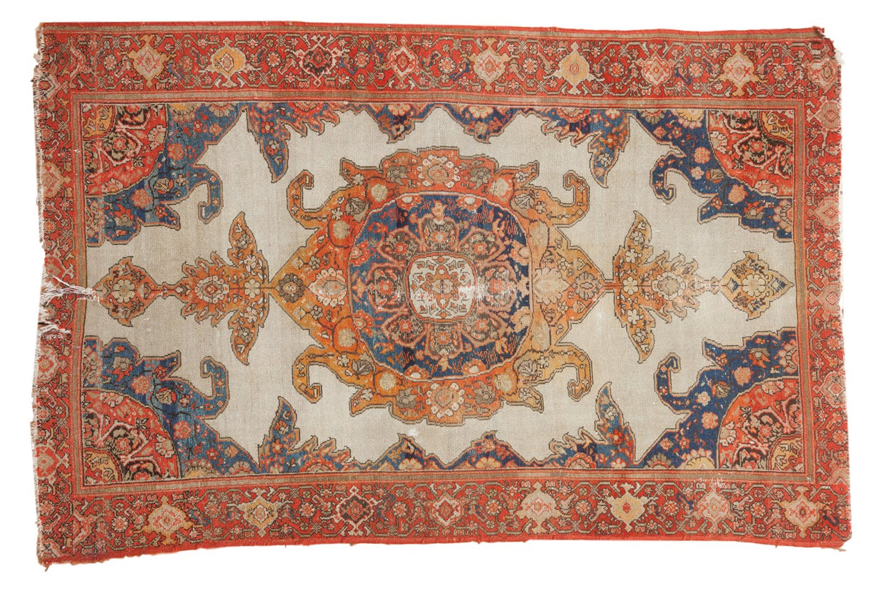Antique Mission Malayer Rug