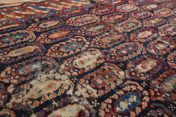 Antique Caucasian Rug Runner / Item 5272 image 3