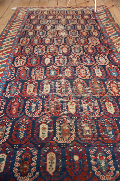 Antique Caucasian Rug Runner / Item 5272 image 6