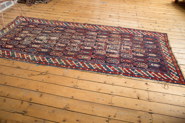 Antique Caucasian Rug Runner / Item 5272 image 7