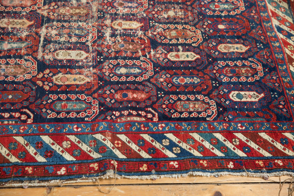 Antique Caucasian Rug Runner / Item 5272 image 9