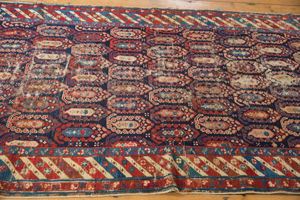 Antique Caucasian Rug Runner / Item 5272 image 14