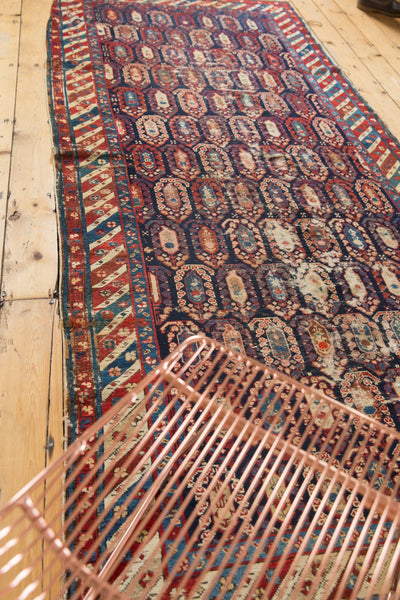 Antique Caucasian Rug Runner / Item 5272 image 17
