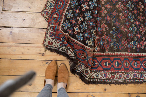 Antique Kurdish Rug / Item 5395 image 2