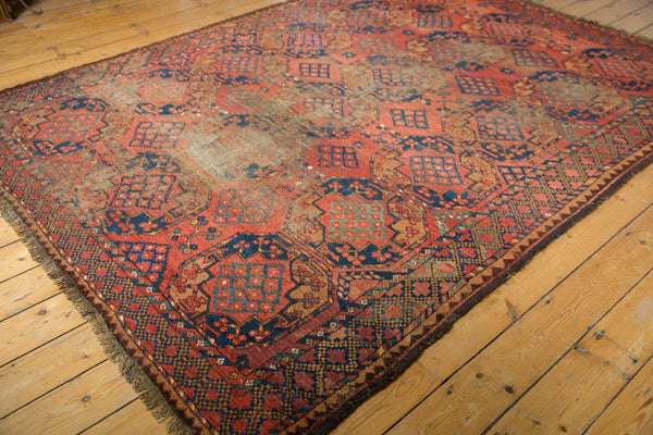 Antique Ersari Carpet / Item 5516 image 3
