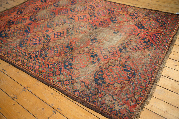 Antique Ersari Carpet / Item 5516 image 7