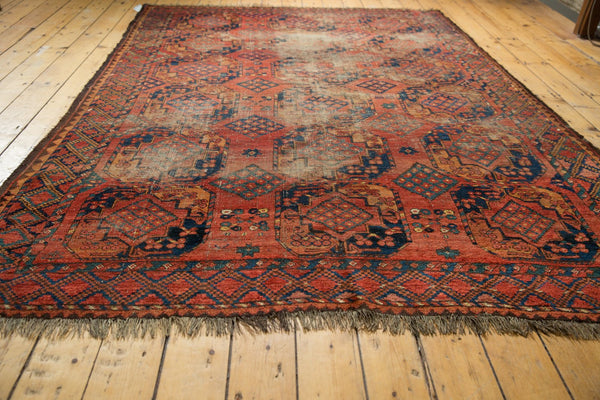 Antique Ersari Carpet / Item 5516 image 10