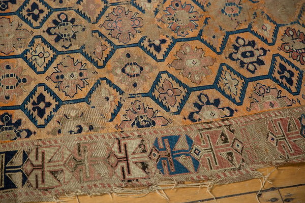 Antique Fragment Caucasian Rug / Item 5543 image 6