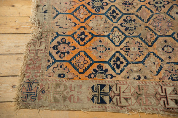 Antique Fragment Caucasian Rug / Item 5543 image 7