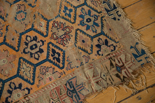 Antique Fragment Caucasian Rug / Item 5543 image 8