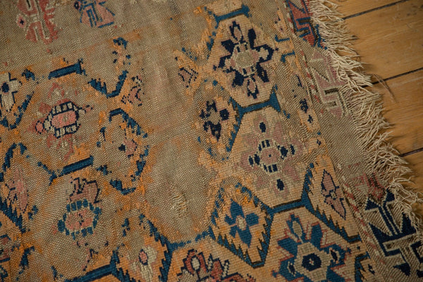 Antique Fragment Caucasian Rug / Item 5543 image 9