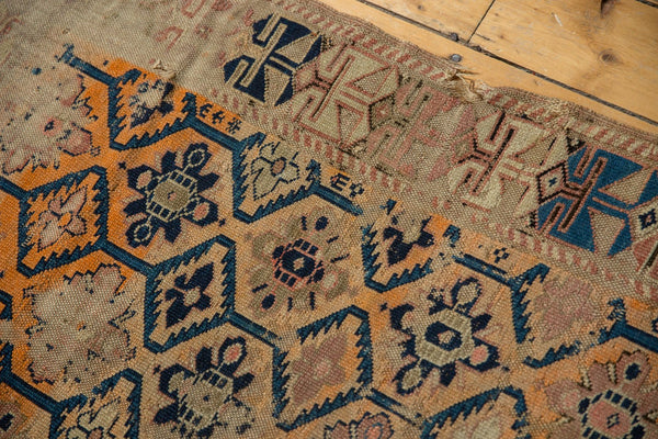 Antique Fragment Caucasian Rug / Item 5543 image 11
