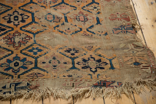 Antique Fragment Caucasian Rug / Item 5543 image 12