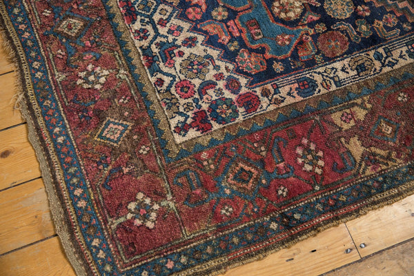 Antique Kurdish Bijar Rug / Item 5567 image 7