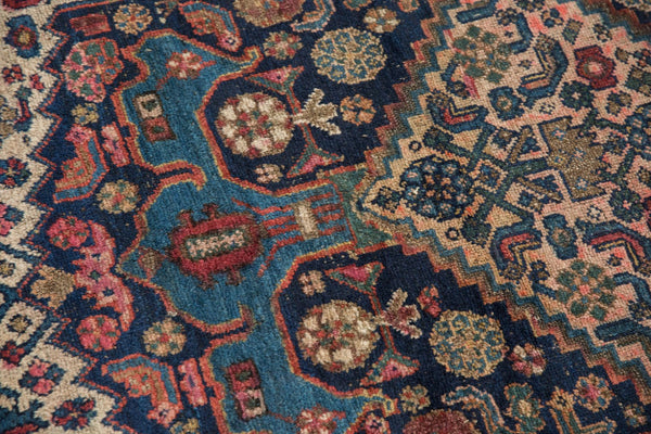 Antique Kurdish Bijar Rug / Item 5567 image 8