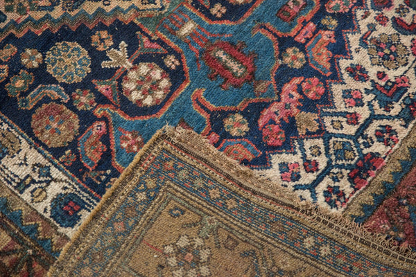 Antique Kurdish Bijar Rug / Item 5567 image 13