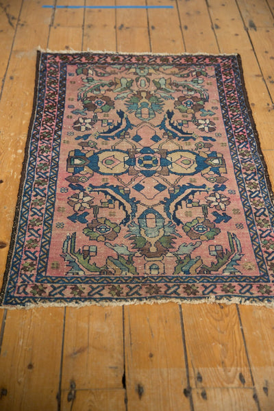 Antique Lilihan Rug / Item 5578 image 5