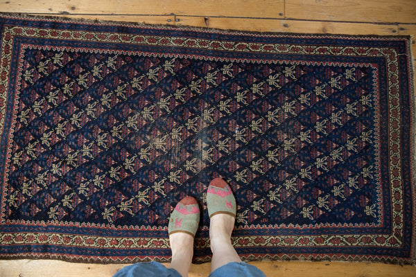 Antique Belouch Rug / Item 5938 image 2