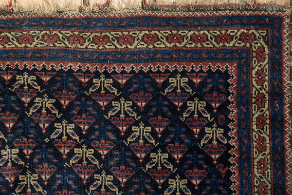 Antique Belouch Rug / Item 5938 image 6