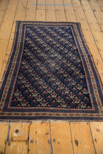 Antique Belouch Rug / Item 5938 image 9