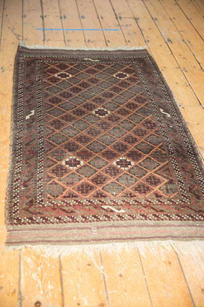 Antique Belouch Rug / Item 6055 image 3