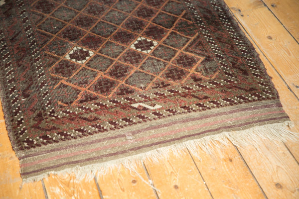 Antique Belouch Rug / Item 6055 image 4
