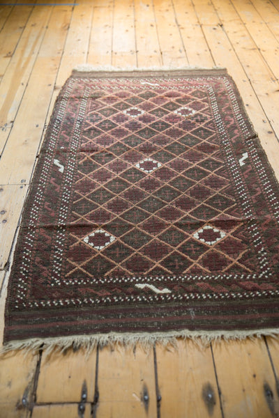 Antique Belouch Rug / Item 6055 image 7