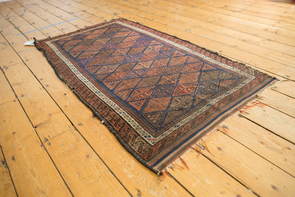 Antique Belouch Rug / Item 6056 image 3