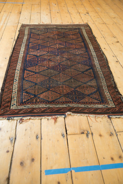 Antique Belouch Rug / Item 6056 image 6