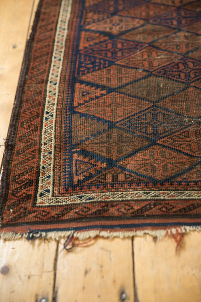 Antique Belouch Rug / Item 6056 image 7