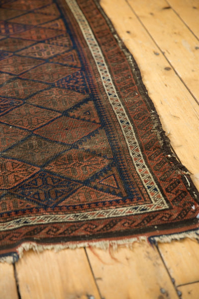 Antique Belouch Rug / Item 6056 image 8