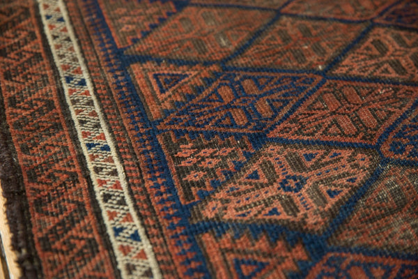 Antique Belouch Rug / Item 6056 image 11