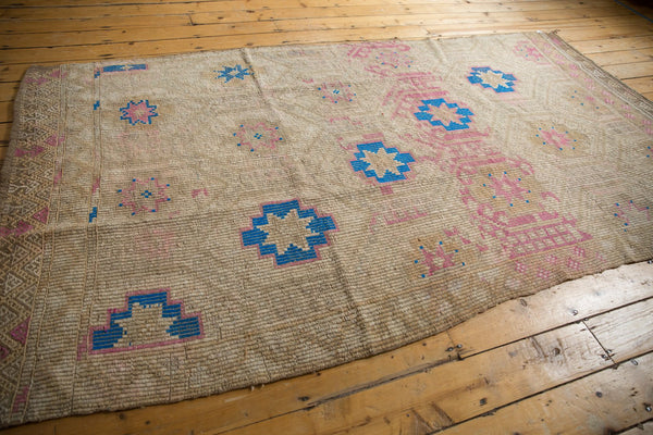 Vintage Distressed Jijim Carpet / Item 6503 image 5