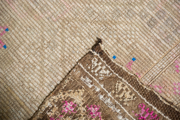 Vintage Distressed Jijim Carpet / Item 6503 image 11