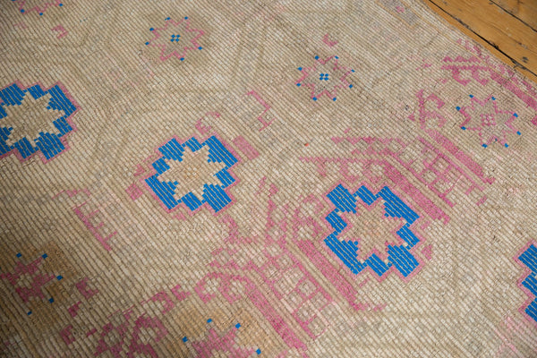 Vintage Distressed Jijim Carpet / Item 6503 image 12