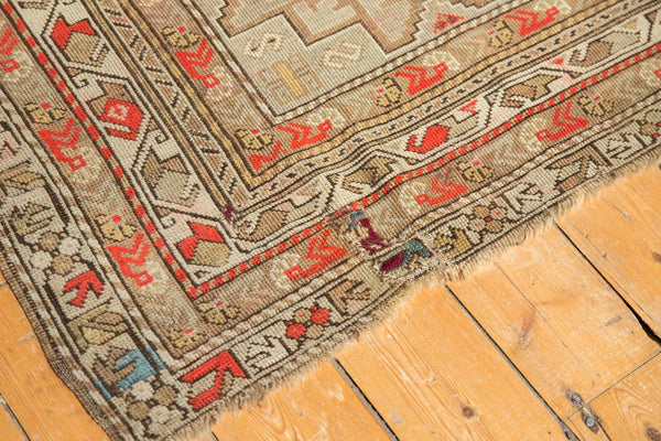 Antique Caucasian Square Rug / Item 6522 image 4
