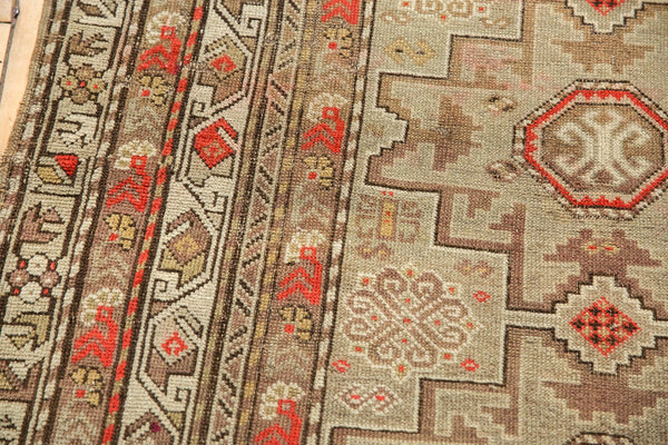 Antique Caucasian Square Rug / Item 6522 image 13