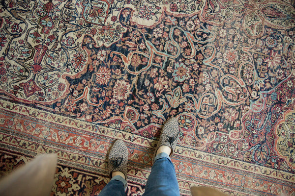 Antique Kermanshah Carpet / Item 6533 image 2